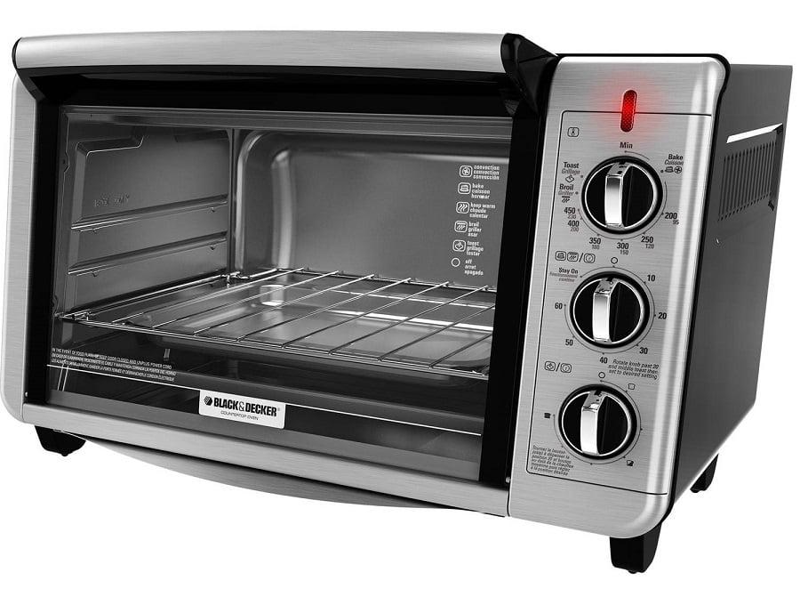 Black + Decker Air-frying Toaster Oven