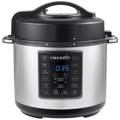 crock pot electric pressure cooker