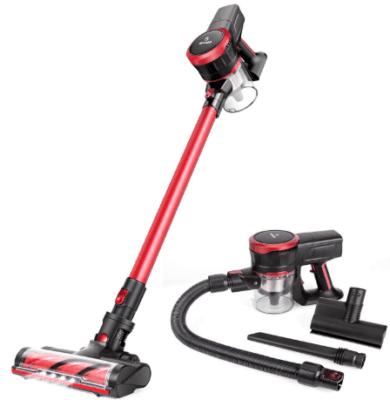 moosoo cordless vacuum cleaner 17kpa