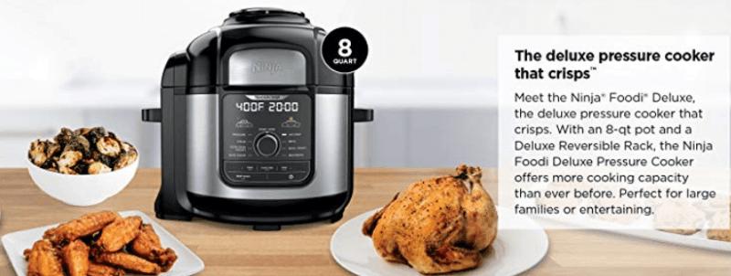 ninja pressure cooker review