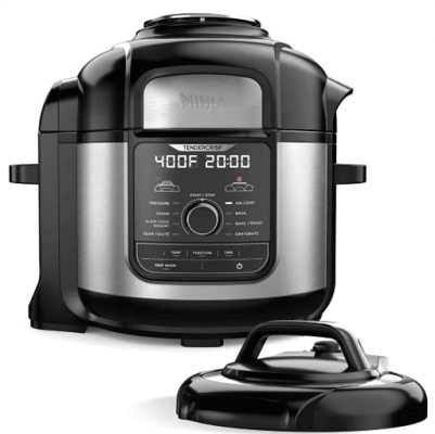 ninja pressure cooker air fryer
