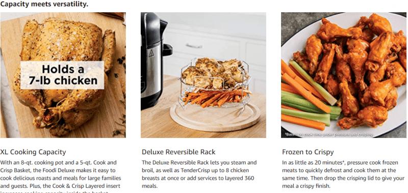 ninja pressure cooker and air fryer review