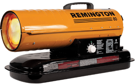 REMINGTON Kerosene Heater