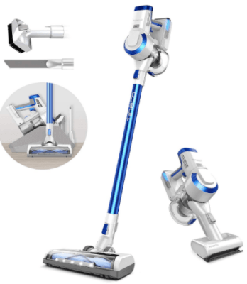 tineco a10 hero cordless stick vacuum cleaner lightweight 350w