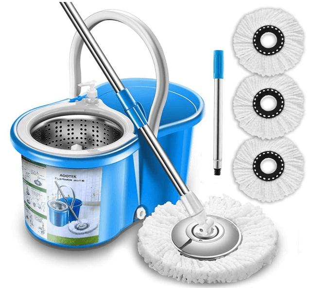 best spin mop