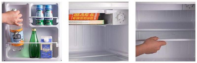 BLACK+DECKER BCRK17 Compact Refrigerator