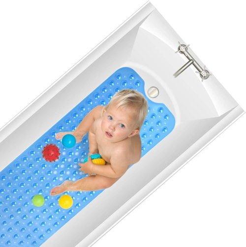 Yueetc Bathroom Mat for Tub