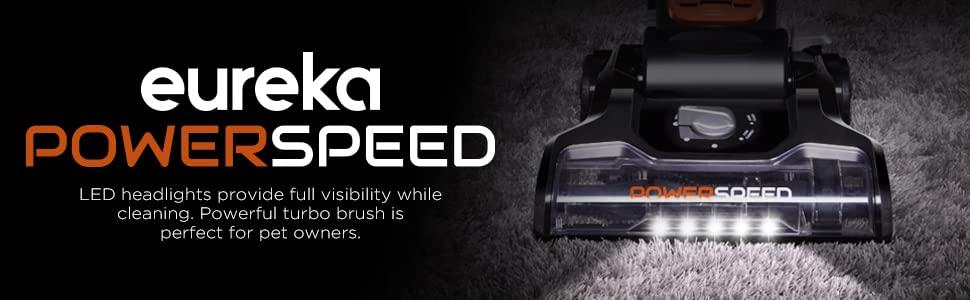 Eureka Power Speed NEU188A Lightweight Upright Vacuum Cleaner