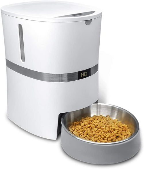 HoneyGuaridan A36 Automatic Pet Feeder 1