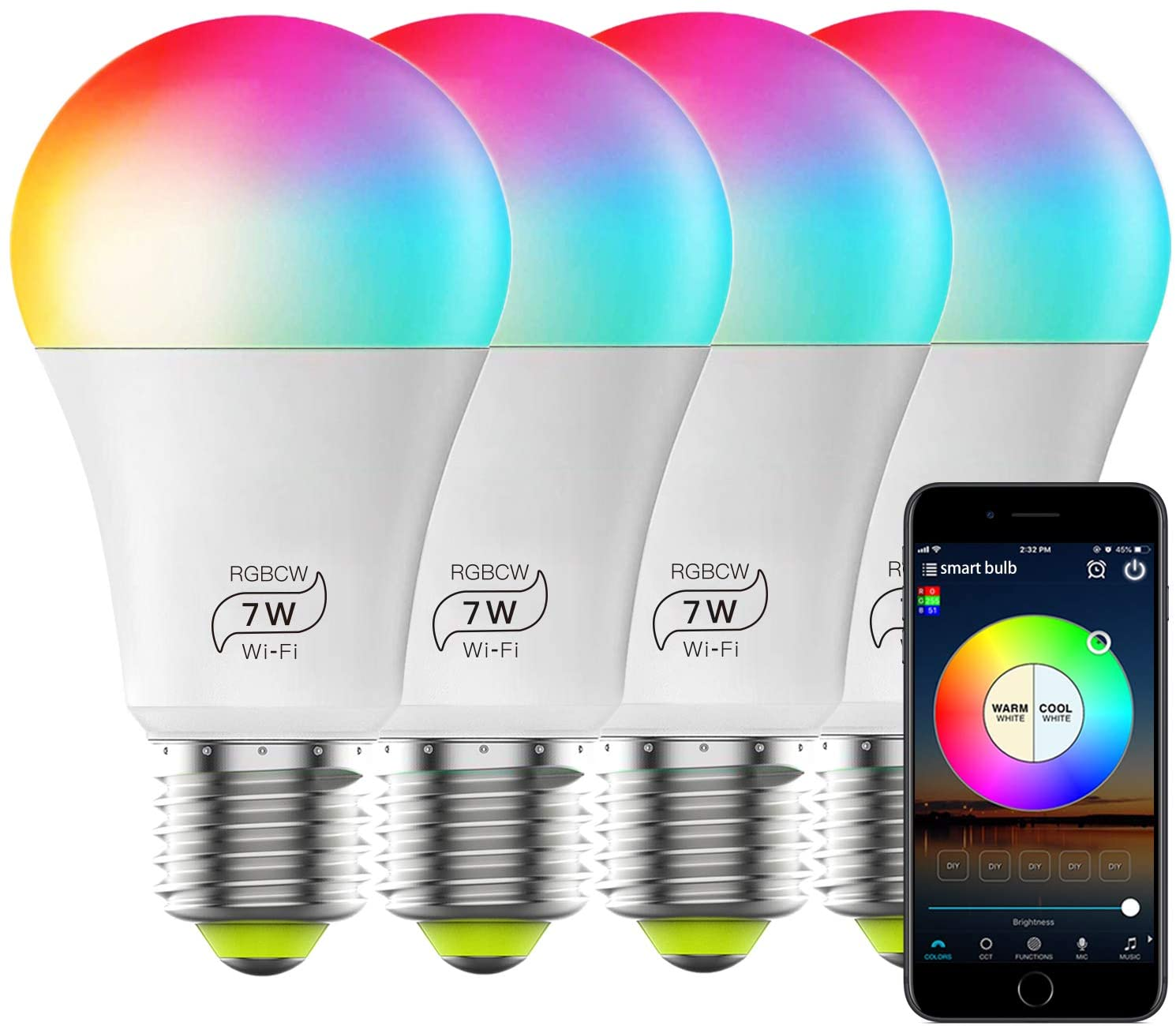 Haodeng Smart Bulb