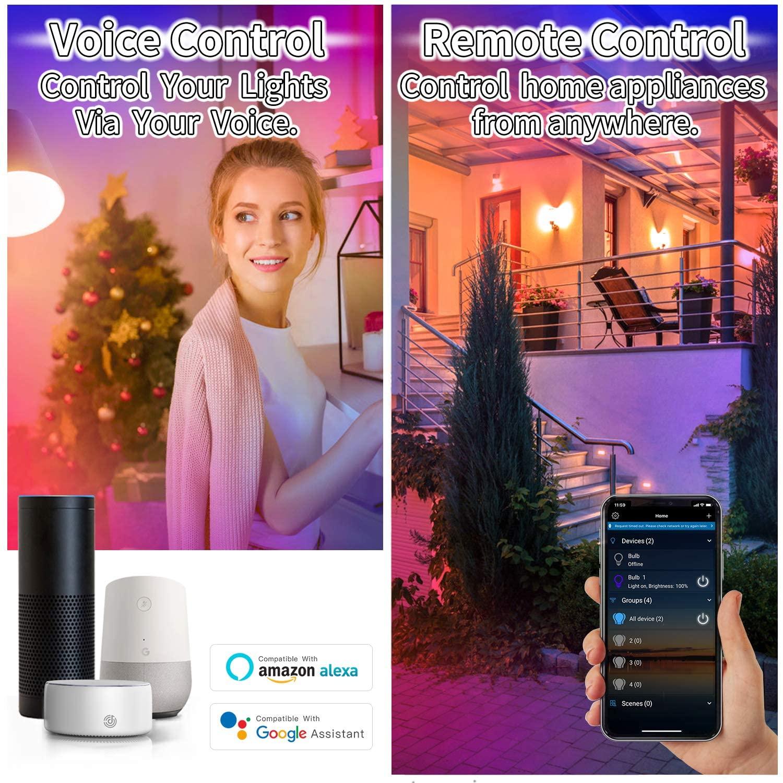 Haodeng Smart Light Bulb