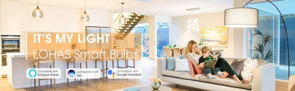 Lohas Best Smart Light Bulb