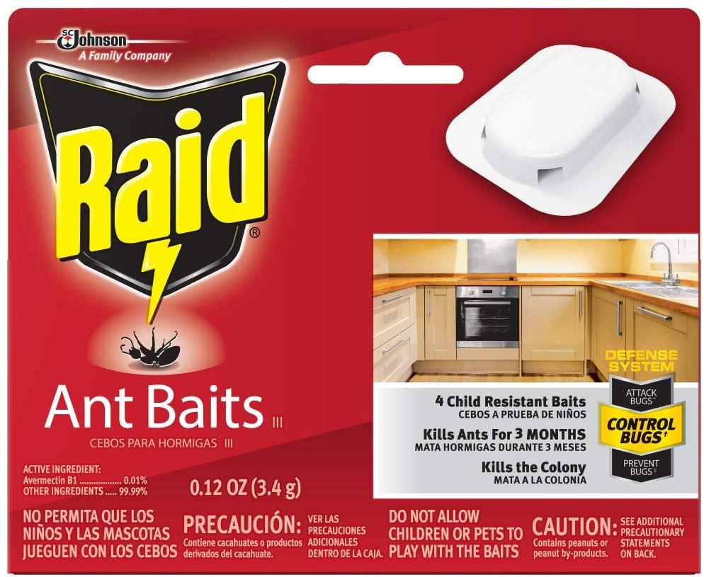 Raid Ant Killer Baits 1