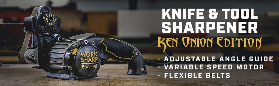 Work Sharp Knife Tool Sharpener Ken Onion Edition