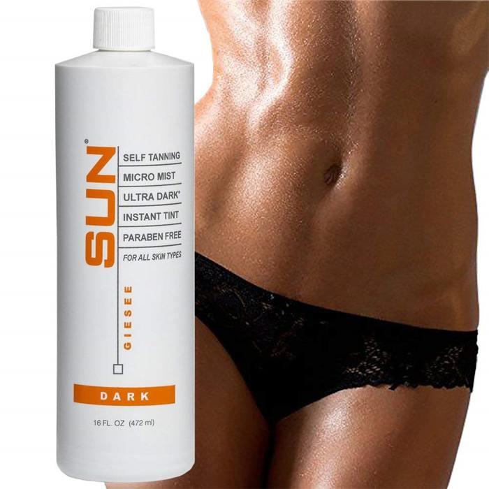 SunLabs ultradark spray tan machine solutions