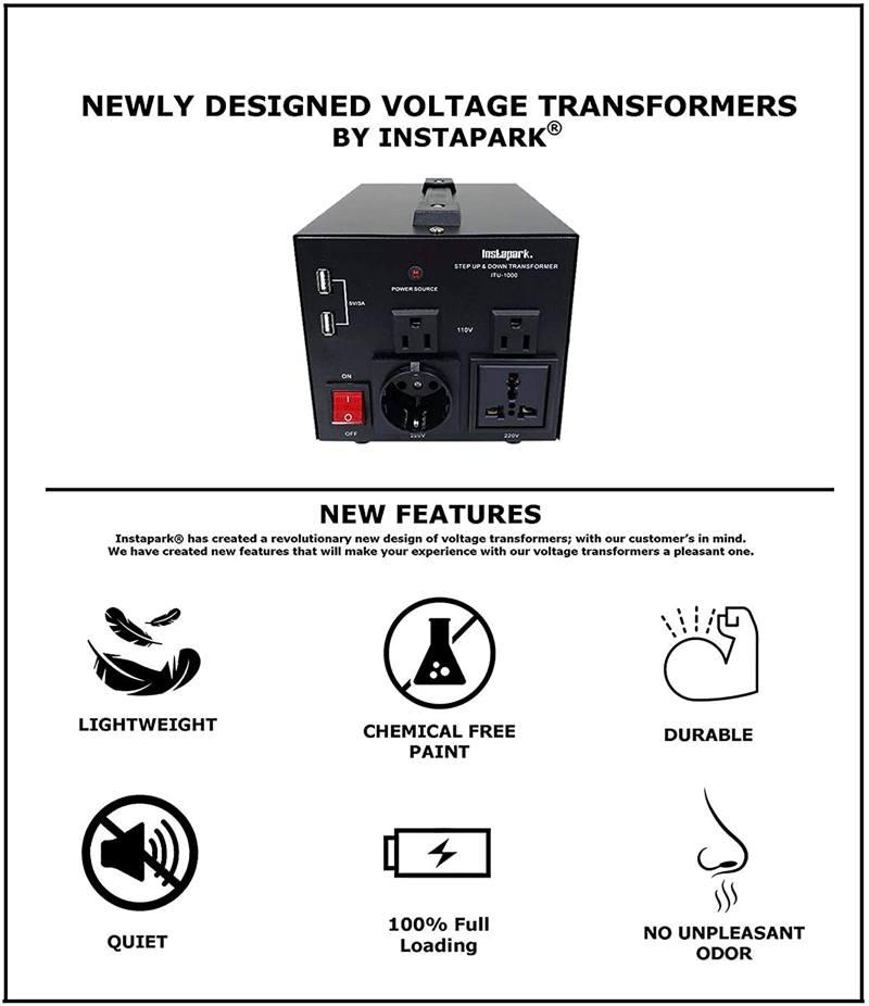 instapark converter features
