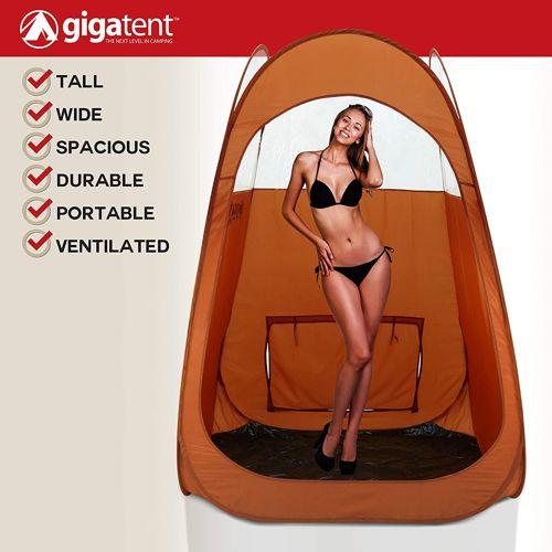 Gigatent Spray Tan Pop Up Tent 2