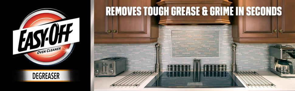 Easy Off Specialty Kitchen Degreaser Cleaner